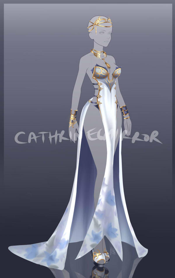 (CLOSED) Adopt auction - Outfit 60 by cathrine6mirror