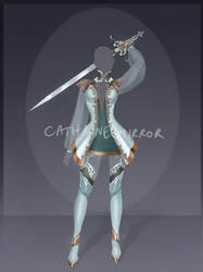 (CLOSED) Adopt auction - Outfit 83 by cathrine6mirror
