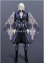 (CLOSED) Auction adopt - 66 by cathrine6mirror