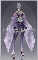 (CLOSED) Adopt auction - Outfit 84 by cathrine6mirror