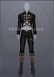 (CLOSED) Adopt auction - Outfit 87 by cathrine6mirror