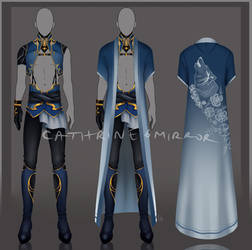 (CLOSED) Adopt auction - Outfit 93 by cathrine6mirror