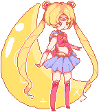Sailor Moon by pota-to