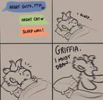 Just Griffia problems