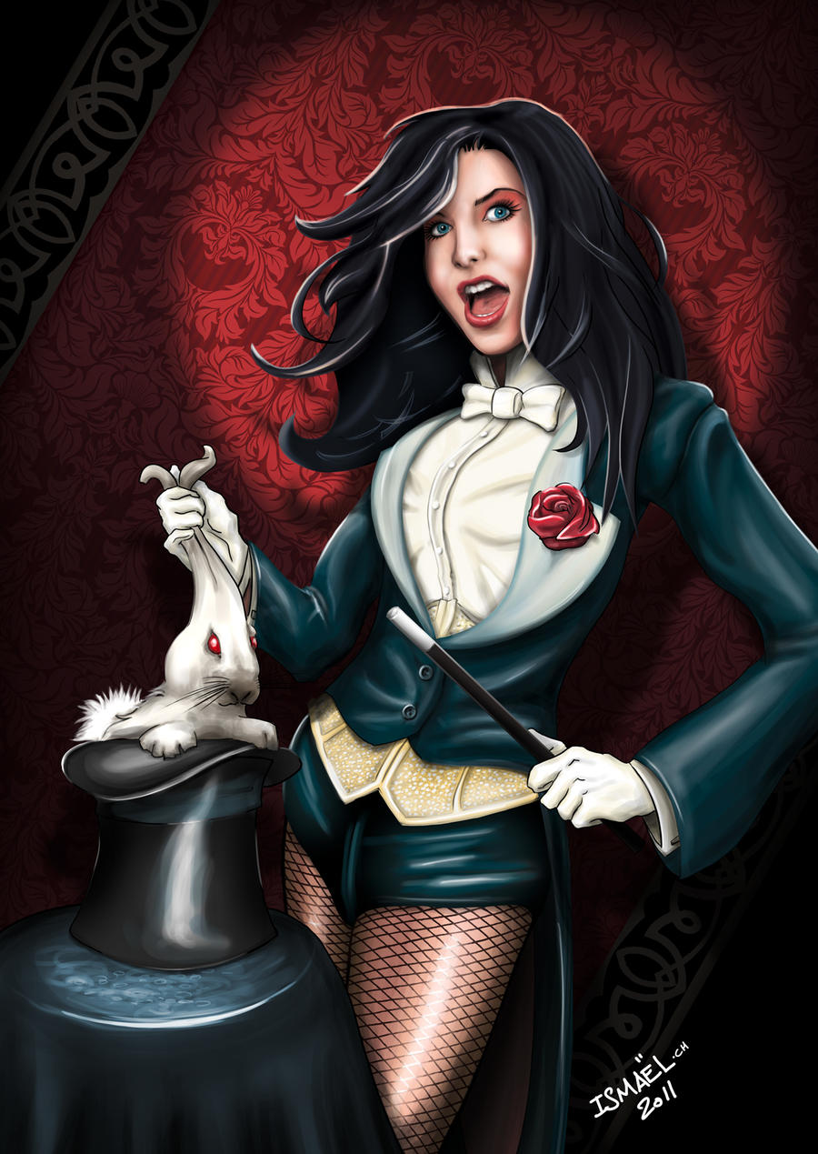 zatanna dc wallpaper - photo #32