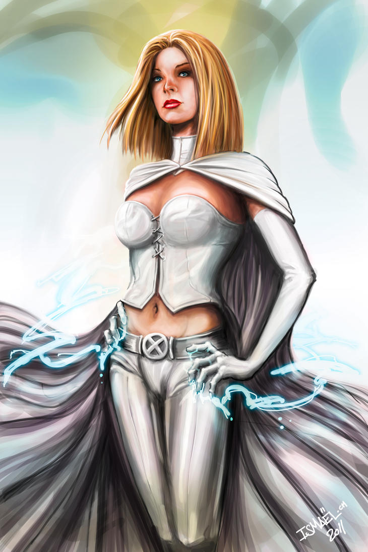 comics girls emma frost - photo #20
