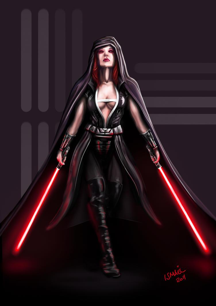 Sith Lord by ismaelArt