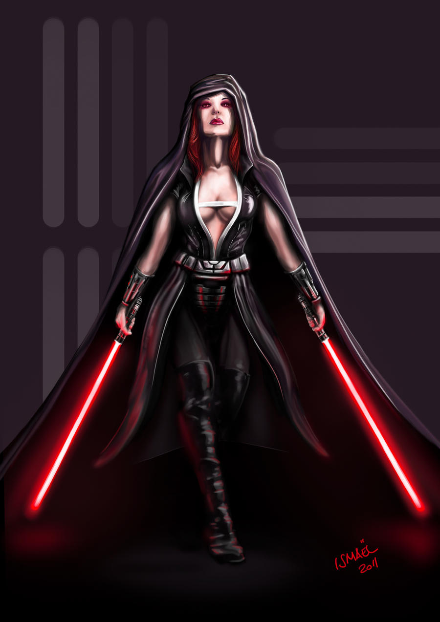 Sith Lord by ismaelArt