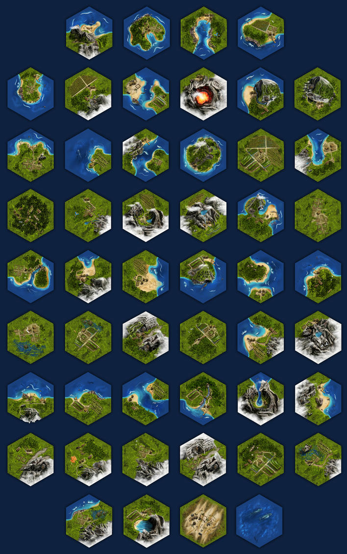 Archipelago | Board Game | BoardGameGeek