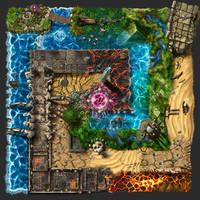 Unita board game by ismaelArt