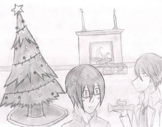 Merry Christmas Jaicer by kaylaredwood