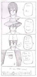 The Hat by kaylaredwood