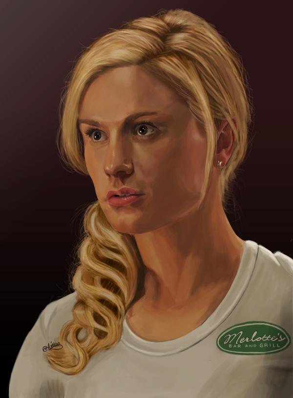 Sookie Stackhouse True Blood Dead As A Doornail 5 By Charlaine Harris 2009 P