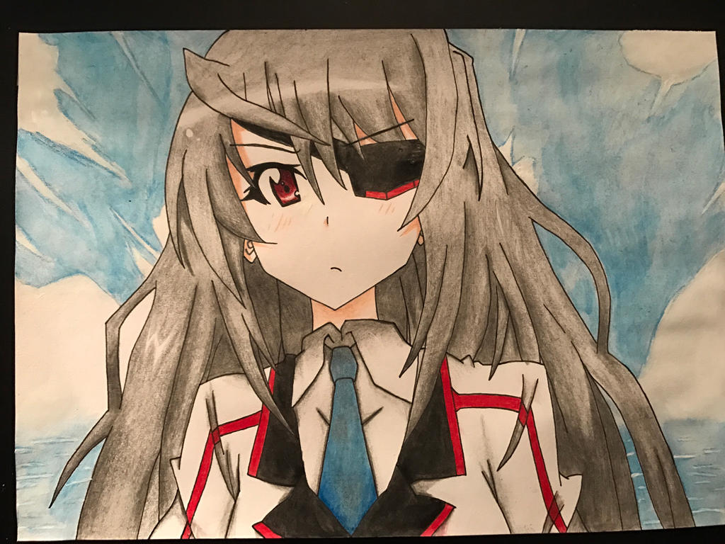 Laura Bodewig from Infinite Stratos by FinalFlash199