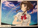 Mitsuha from Kimi No Na Wa/Your Name