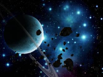Desert Planet by CommanderEVE
