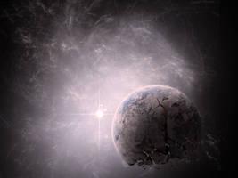 Broken Planet by CommanderEVE