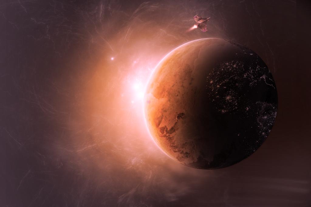 The Great Nebula by CommanderEVE