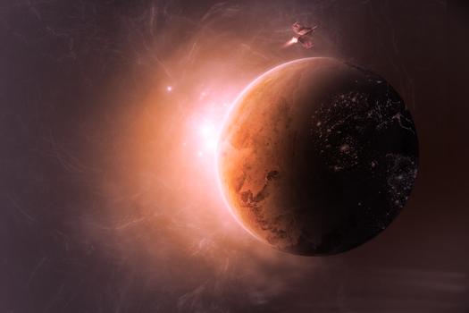 The Great Nebula