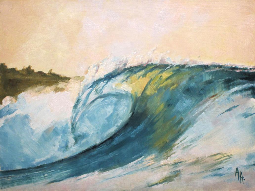 Wave by AdamAntaloczy