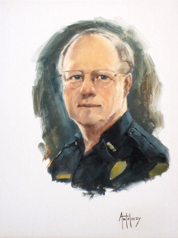 Officer Pickering by AdamAntaloczy