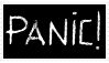 f2u panic at the disco stamp by SPARROUU