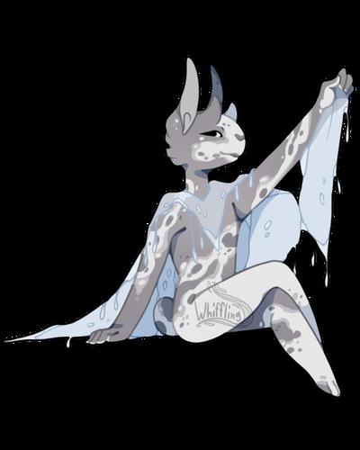 77. Cobweb Rabbit by whifflebank