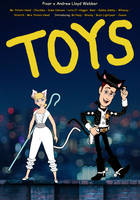 Toy Story in CATS - TOYS the musical