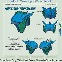 Waterhorse hat contest entry