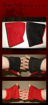 Commission: Sith Handwarmers