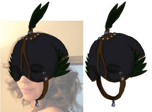 Harpy Hood Idea