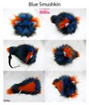 Blue Smushkin Plushie SOLD by SPPlushies