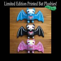 Bat Plushies