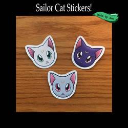 Sailor Cat Stickers