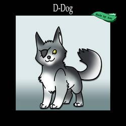 D-Dog tweak of my doggo design
