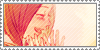 Mina Carolina Stamp by x-Winter-Coffee-x