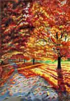 Autumn by angryskipper