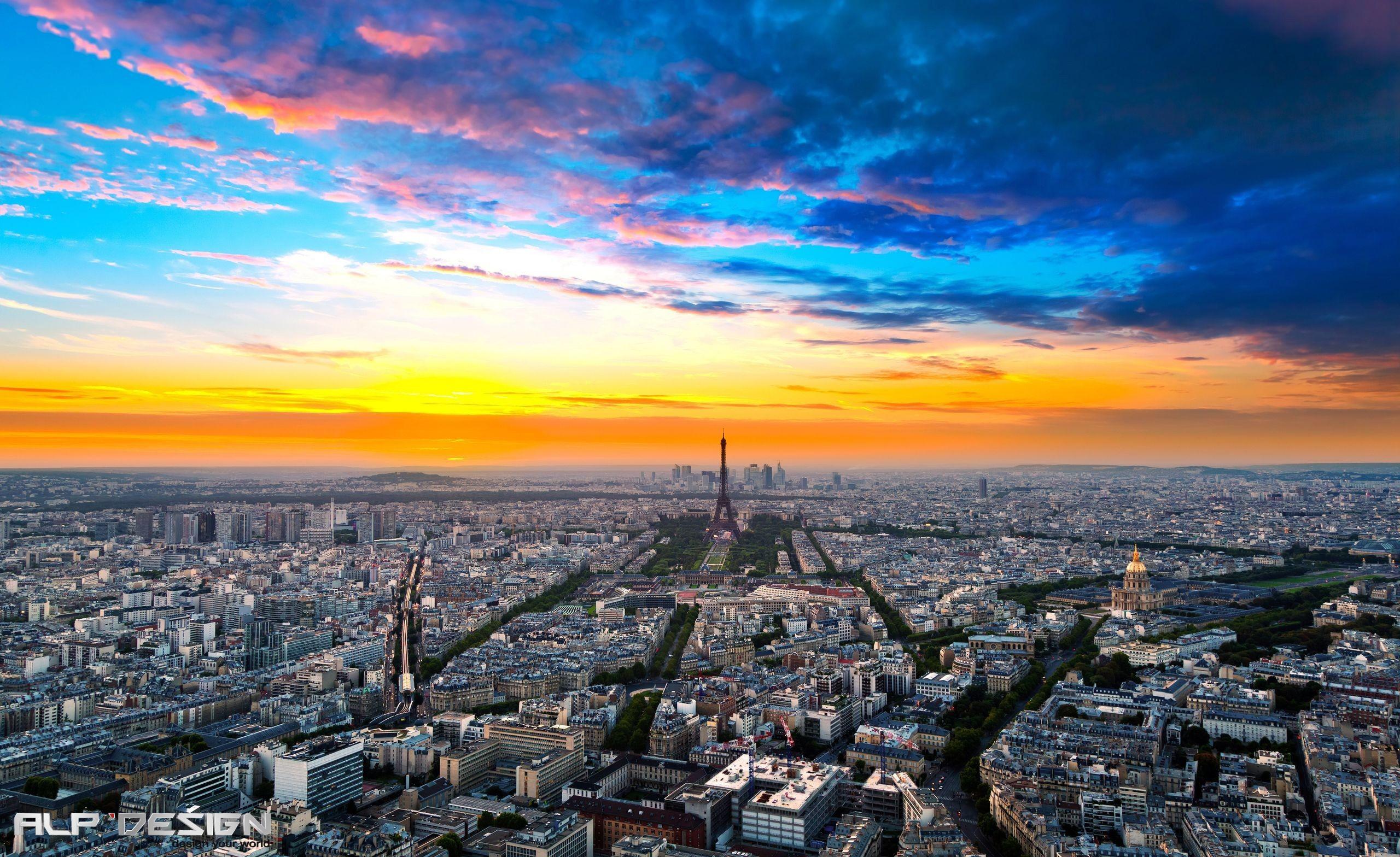 Paris by Alp-design