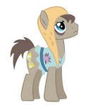 Villager Doctor Whooves Vector