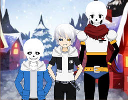 Mickael's ohter world family