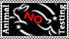 No Animal Testing by mydragonzeatyou