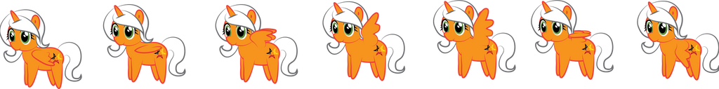 Animating my pony by mydragonzeatyou