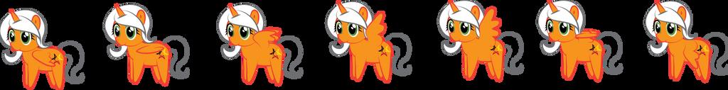 Animating my pony by mydragonzeatyou