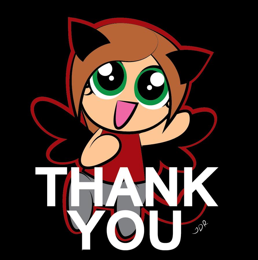 thank you by mydragonzeatyou