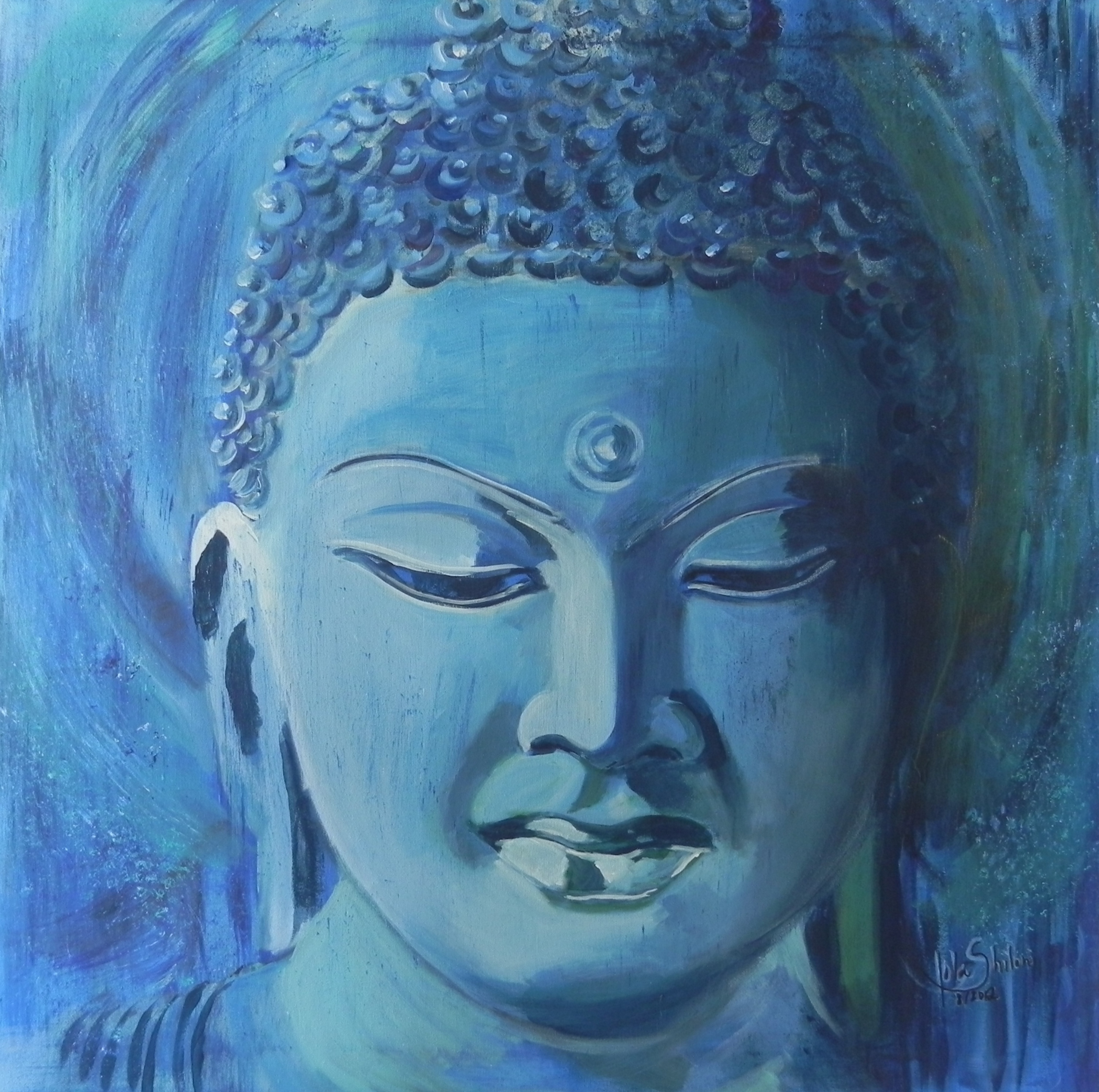 blue mound buddhist dating site Originating in the middle east the hand represents god's protective-hand, and the blue eye on it shields  tibetan buddhist school  famous item found at mound .