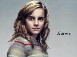 Emma Retouch by MeDoElgAmaL