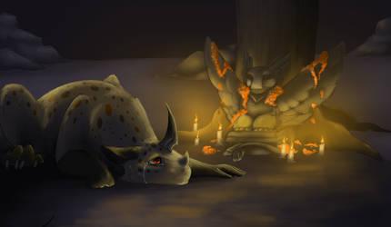 I'm sorry - Festival of Death by Snowwolf213