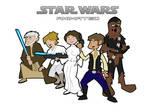 Star Wars ANH wallpaper