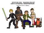 Star Wars RotJ Wallpaper