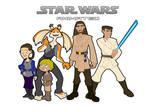 Star Wars TPM Wallpaper